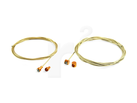 KCNC Brake Wire Set Titanium with Tefloncoating | MTB+Road