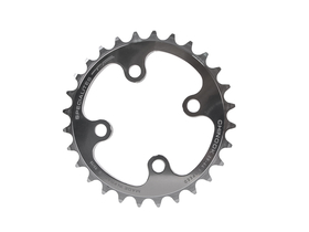 Specialites TA Chainring BCD 64 CHINOOK Inside silver