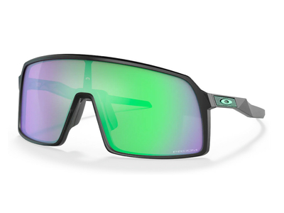 OAKLEY Sunglasses Sutro Matte Black | Prizm Road Jade...