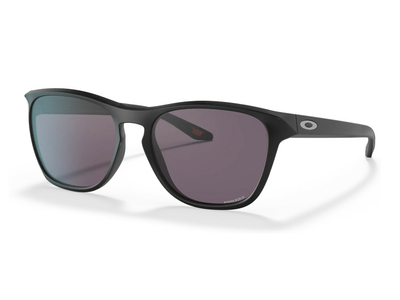 OAKLEY Sunglasses Manorburn Matte Black | Prizm Grey...