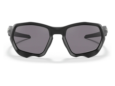 OAKLEY Sunglasses Plazma Matte Black | Prizm Grey...