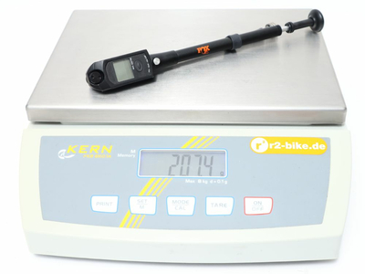 FOX Shock Pump High-Pressure Digital Pump