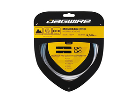 JAGWIRE Hydraulic Hose Mountain Pro red