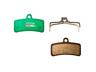 SwissStop Brake Pads Disc D-27 for Shimano Saint BR-M820 | BR-M810 | ZEE BR-M640