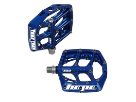 HOPE Pedale F20 Flat Pedals | Schwarz
