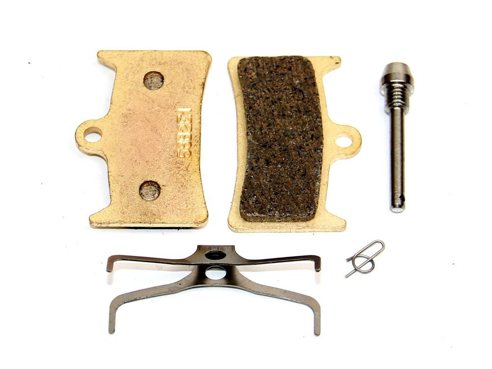 Hope Tech 3 V4 Sintered Disc Brake Pads