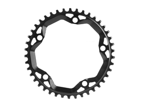 ABSOLUTE BLACK Chainring CX narrow wide 1-speed BCD 130...