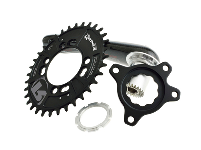 ROTOR Spider LK 76 QX1 for Specialized Crank