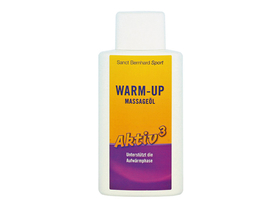 AKTIV3 Warm Up Massageöl 100 ml