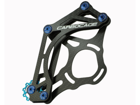 CARBOCAGE Chain Guide FR ISCG05 blue