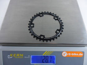 SRAM Kettenblatt X-Glide Force 22 | Red 22 LK 110 | 34...