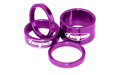HOPE Spacer SET 1 1/8 Space Doctor | purple