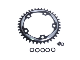 SRAM Force 1 Chainring 1-speed BCD 110 | X-SYNC 44 Teeth