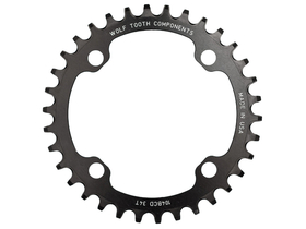 WOLFTOOTH Chainring 1-speed BCD 104 36 Teeth