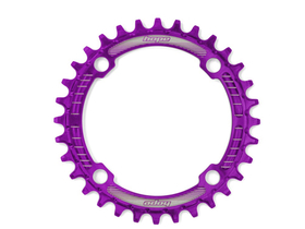 HOPE Chainring Retainer Ring BCD 104 Narrow Wide 1-speed...