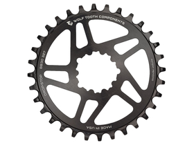 WOLFTOOTH Chainring 36 Teeth Direct Mount for SRAM BB30...