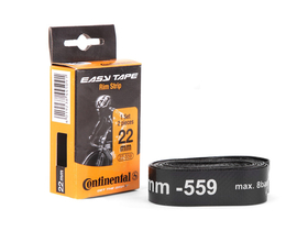 CONTINENTAL Felgenband Set Easy Tape bis 8 Bar 27,5 |...