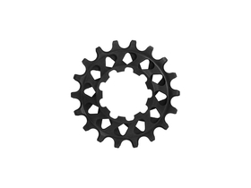 ABSOLUTE BLACK Ritzel Single Speed Cog Aluminum narrow-wide