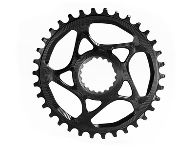 ABSOLUTE BLACK Chainring Direct Mount narrow wide...