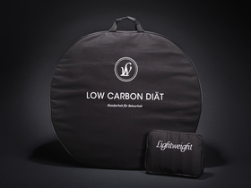 LIGHTWEIGHT Doppellaufradtasche Low Carbon