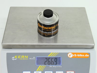 CONTINENTAL Tubular Cement 200g for Carbonrims