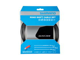 SHIMANO Dura Ace Shift Cable Set Polymer coated black
