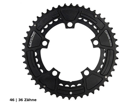 PRAXIS WORKS Chainring SET Cyclocross BCD 110