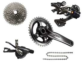 SHIMANO XTR Group M9000 Trail 1-speed