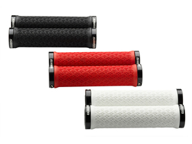 SRAM Grips Locking Grips white