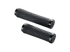 SRAM Grips Locking Grips for XX1 Grip Shift black