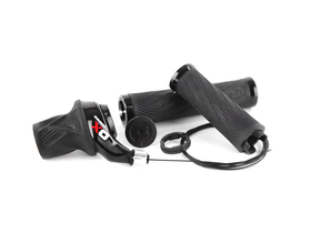 SRAM X01 Grip Shift Twister Red 11-speed right