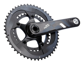 SRAM Force 22 Crank Carbon | for BCD 110 | BB30 50-34...