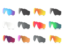 OAKLEY Replacement Lenses Jawbreaker Prizm Trail 101-111-008