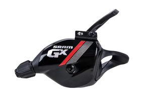 SRAM GX Trigger Red 2-speed for 2x11 left