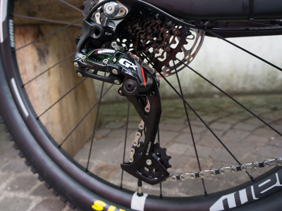 SRAM GX Rear Derailleur Black 2x11-speed Type 3 | medium...