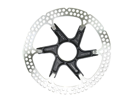 FORMULA Brake Disc two part black 160 mm CENTERLOCK