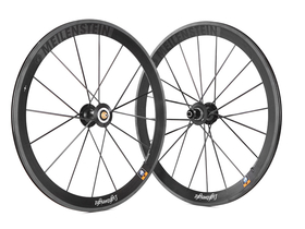 LIGHTWEIGHT Wheelset 28 Meilenstein Clincher 16/20