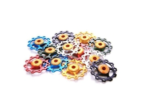 KCNC Jockey Wheel Set | 12 Teeth black