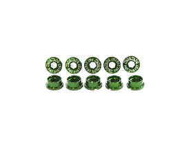 KCNC Chainring Bolts Road 1-speed Alumnium | M8,5 x 4,5...