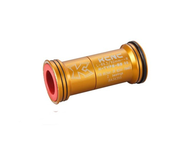 KCNC Innenlager BB92 PressFit für Hollowtech 2 | 24 mm Welle