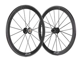 LIGHTWEIGHT Wheelset 28 Meilenstein Tubular 16/20
