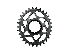 ABSOLUTE BLACK Chainring Direct Mount oval for Cannondale...
