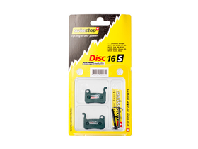 SwissStop Brake Pads Disc D-16 Sinter for Shimano Brakes