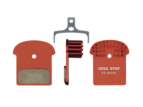 KOOLSTOP Brake D635K Aero Kool organic for Shimano XTR |...