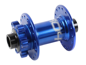 HOPE Hub front Pro 4 | 15 mm Thru Axle purple 32 Hole