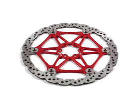 HOPE Brake Disc V4 Floating Vented Rotor 2-Piece 203 mm...