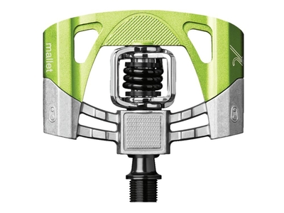 CRANKBROTHERS Pedal Mallet 2 raw | green