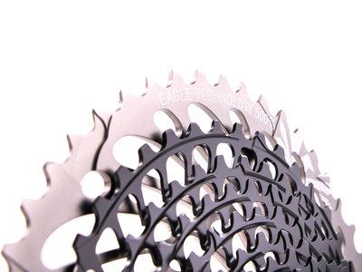 SRAM XX1 | X01 Eagle Cassette 12-speed X-Dome XG-1295...